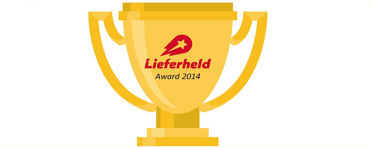 Lieferheld Award 2014